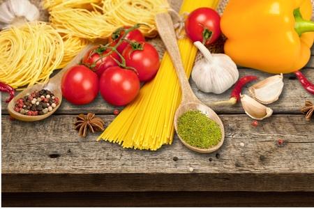 comida italiana: Comida italiana.