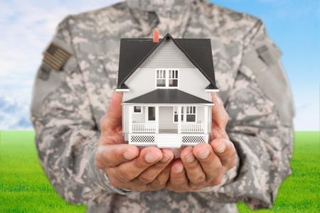veteran: Veteran House.