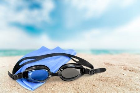 swimming goggles: Swimming Goggles.