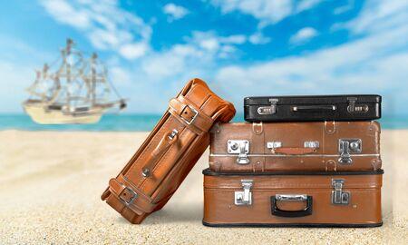 briefcase: Briefcase. Stock Photo