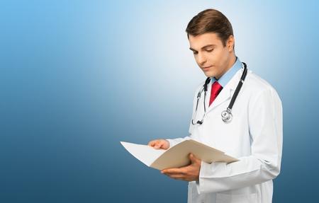 doctores: Doctor.  Foto de archivo