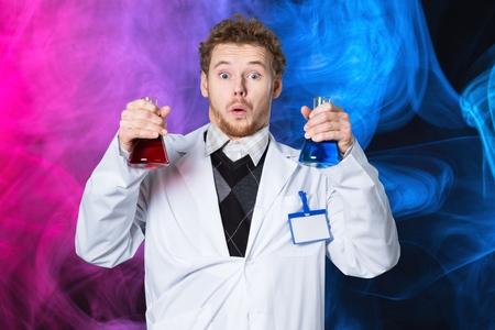 loco: Química.