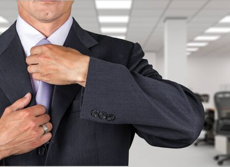 vistiendose: Corbata de ajuste de empresario