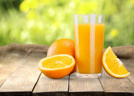 오렌지 주스. 스톡 콘텐츠