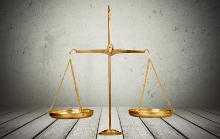 justice balance: Justice.