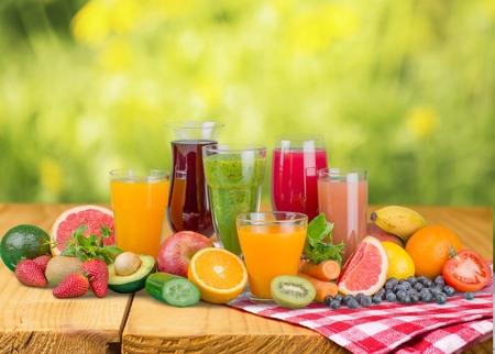 Frutta e succhi di frutta
