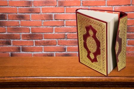 recite: Book of Quran.
