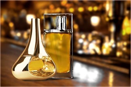 香水。 写真素材