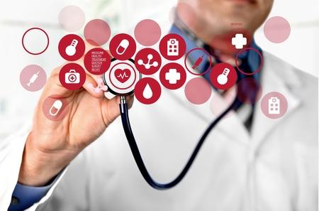 Health. Reklamní fotografie - 43837827