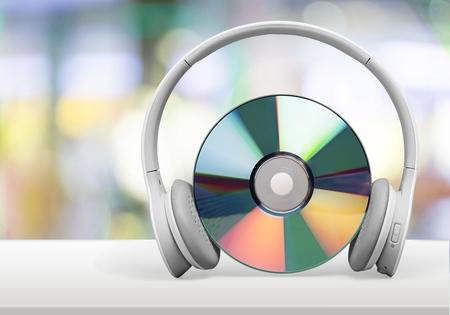 cd player: Headphones.