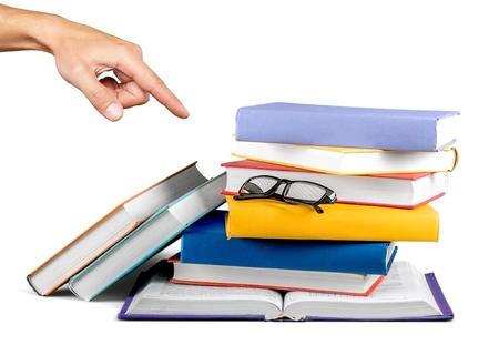 book binding: Book.