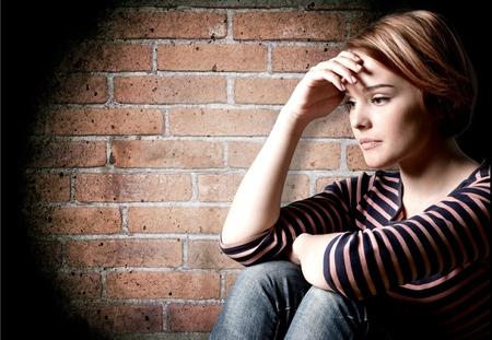 emotional grief: Depression.