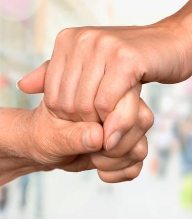 helping hand: Human Hand.