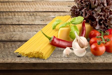 indigenous medicine: Pasta.