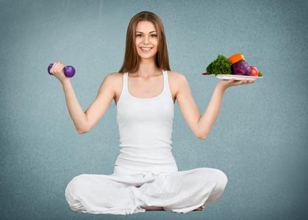 estilo de vida saludable: Ejercicio.