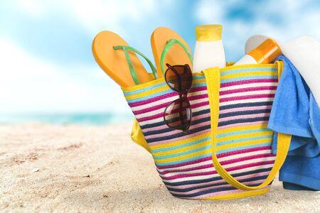 personal accessory: Beach.