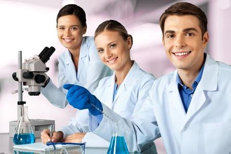 química: Laboratorio.