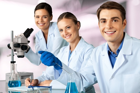 medical technology: Laboratory.