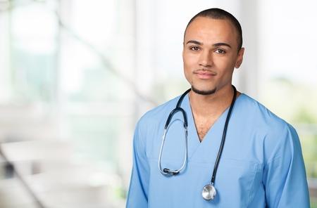man doctor: Nurse.