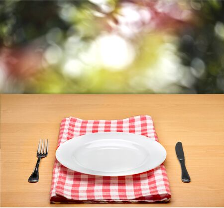plate: Plate. Stock Photo