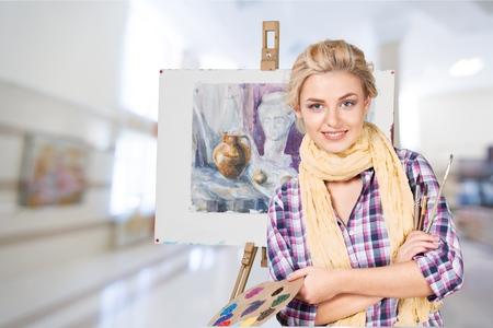 pintor: Cuadro.