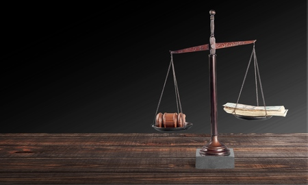 lawyers: Lawyer. Stock Photo