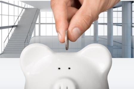 deposit slip: Savings.