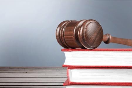 derecho: Ley. Foto de archivo