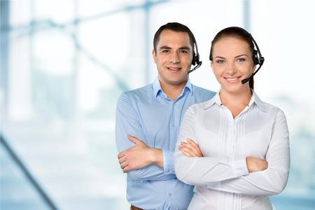 secretaries: Call Center.