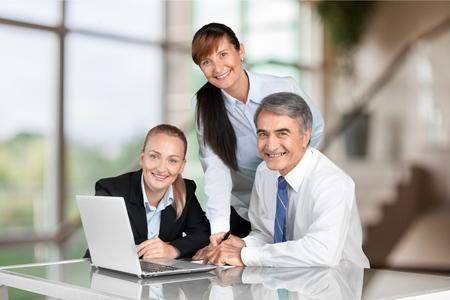 비지니스: 사업. 스톡 콘텐츠