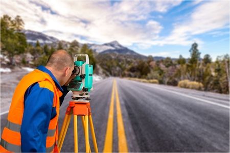 land surveying: Surveyor.