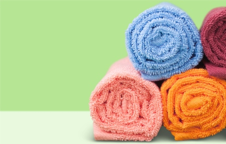 descriptive colors: Towel.