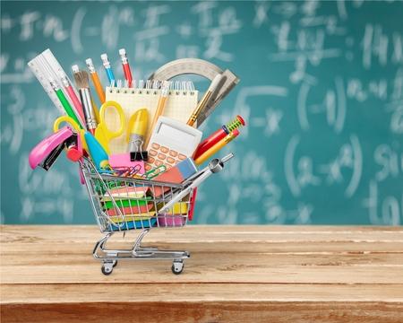 utiles escolares: Educación.