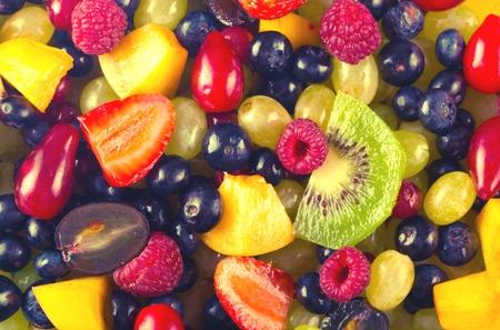 ensalada de frutas: Fruta.