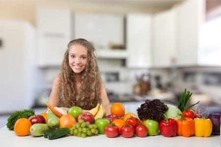 Gesunde Ernährung. Standard-Bild - 44010181