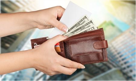 sales person: Credit Card.