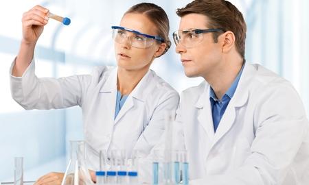 investigador cientifico: Laboratorio.