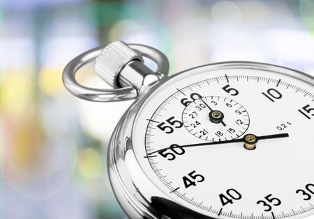 timescale: Stopwatch. Stock Photo