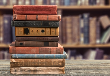 libros antiguos: Libros.  Foto de archivo