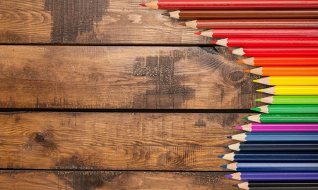 in a row: Pencil.