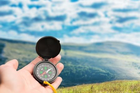 compass: Compass.