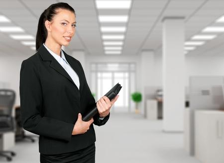 businesswoman: Businesswoman. Stock Photo