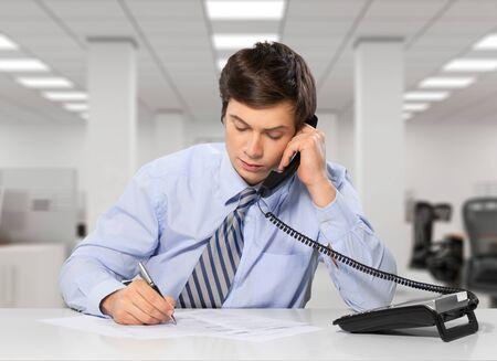 administrador de empresas: Teléfono.