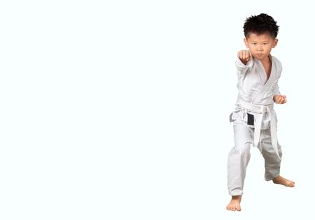 hacer: Karate.