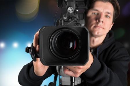 camera: Camera Operator.