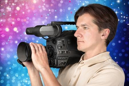 video still: Camera Operator.