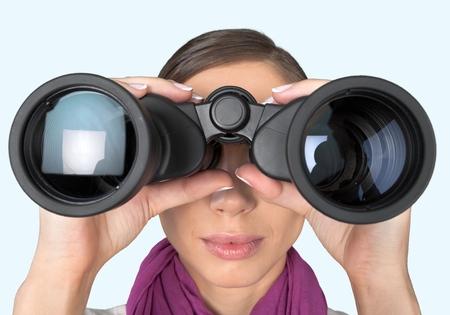Binoculars. Zdjęcie Seryjne