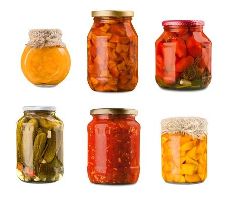 preserves: Preserves. Stock Photo