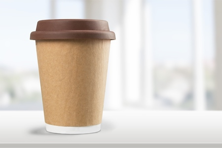 cups: Coffee Cup. Stock Photo