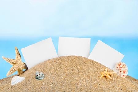 white sand beach: Travel.